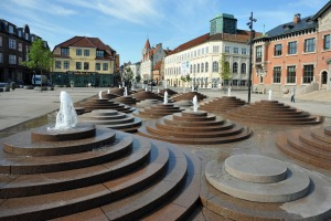 Aalborg is a Danish design destination.