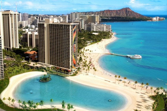 Welcome to Waikiki.
