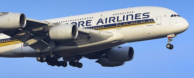 Singapore Airlines has been named the world's best airline for 2018.