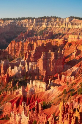 Bryce Canyon, Utah: Winning the prize for the most unusual of America's canyons, Bryce is actually a series of ...