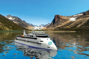 Aurora Expeditions Greg Mortimer ship.