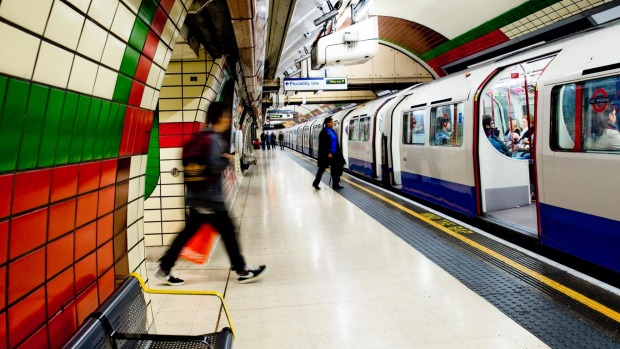 London Underground's Piccadilly Line from Heathrow is many Australian travellers' introduction to the English capital.