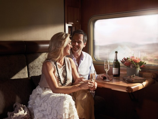 The Ghan, Australia: If you prefer your OTT Aussie train trips north to south rather than east to west, the Ghan does ...
