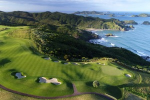 The golf course at Kauri Cliffs (credit Kauri Cliffs).jpg sunjul29traveller10 New Zealand Scenery Traveller 10 ; text by ...