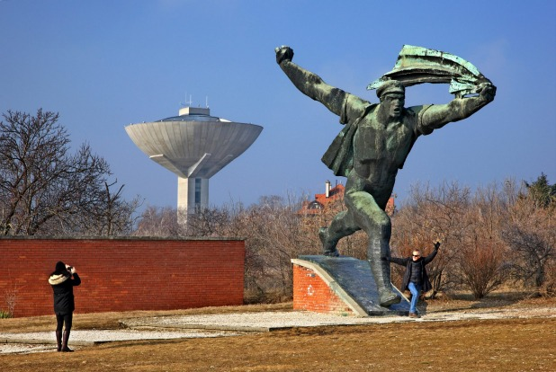 Memento Park, Budapest, Hungary: There's something richly, pompously awful about Soviet era statues, and putting them ...