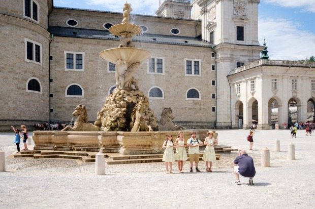 Sound of Music tours, Salzburg, Austria: Salzburg is not at all ashamed to go cheesy, and the bus tours that head around ...