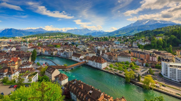 Lucerne, Switzerland: The most picturesque town on Earth