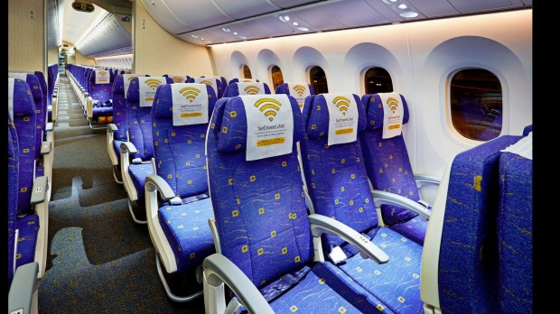 Airline Review Scoot Airlines 787 Dreamliner Scoot In