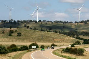 The most boring drive on Earth? The Hume Highway near Gunning.