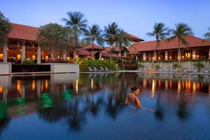 Sofitel Singapore Sentosa Resort & Spa is within easy enough reach of the city centre and its attractions.