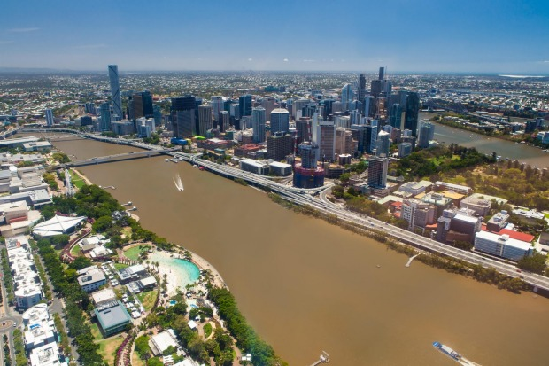 THE WHEEL OF BRISBANE, BRISBANE: Stay alert to take it all in, since your ride takes just 12 minutes, during which a ...