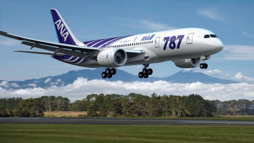 The smaller Boeing 787 Dreamliner has been a hit with airlines.