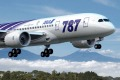 All Nippon Airways' Boeing 787 Dreamliner. But why 787?