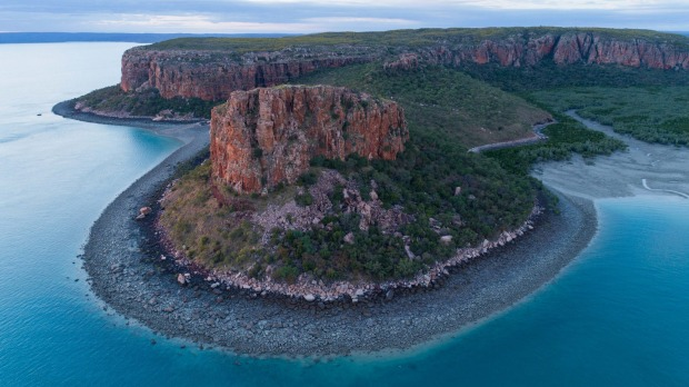 Raft Point, Kimberley Coast, Australia.