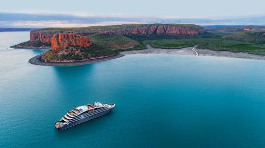 Raft Point in the Kimberley.