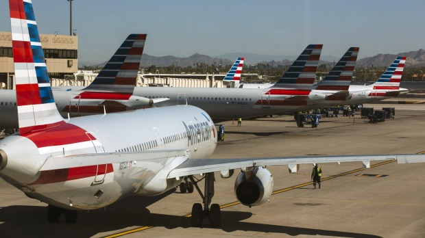 American Airlines passenger removed from flight over seat for her  US30 ded81fab8b3fb