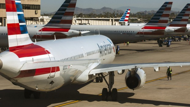 American Airlines is being sued after an Orthodox Jewish couple were removed from a flight, allegedly over 'offensive ...