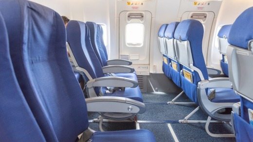 The emergency exit row on Australian flights is often the 13th row.