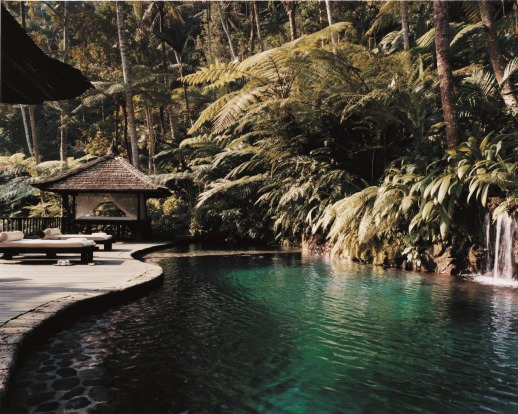 SACRED SPRING POOLS, COMO SHAMBHALA Bali's revered temple of wellness, Como Shambhala's sacred springs are well worth ...