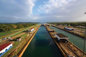 A transit of the Panama Canal is now on Ponant's itinerary.