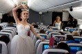 Airlines perform a balancing act to determine what to charge for a flight.