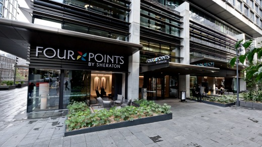 Four Points is one of the 30 brands owned by the hotel behemoth Marriott, which already has five five-star properties in ...