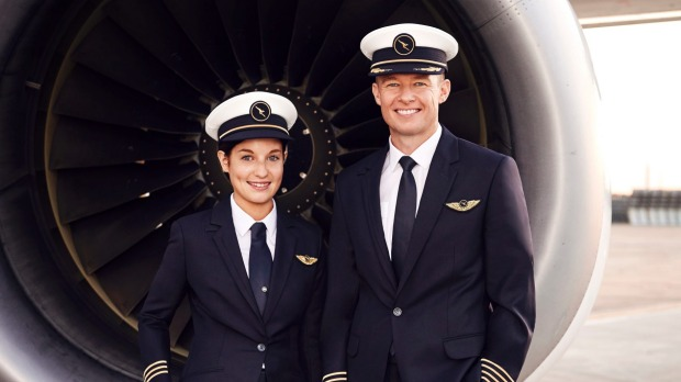 The white hats are now synonymous with Qantas.