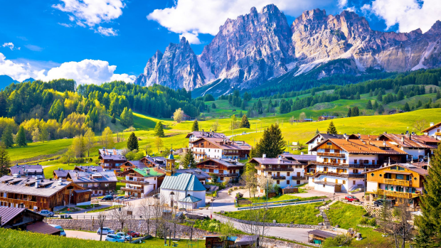 The 10 most beautiful places in the Alps