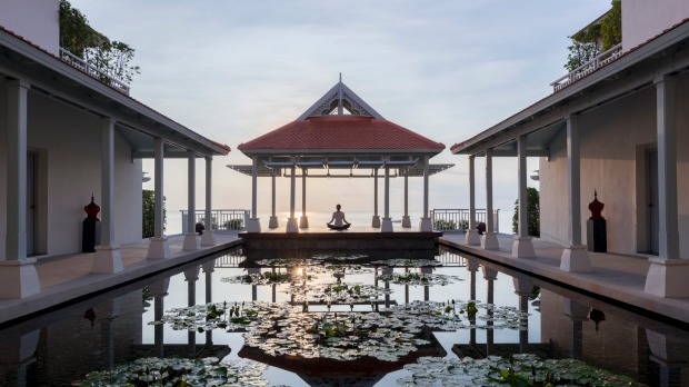 Amatara Wellness Resort is one of the world's leading luxury health resorts.