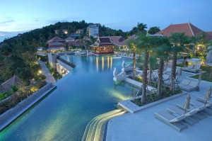 Amatara Wellness Resort, Cape Panwa.