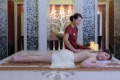 The resort offers an array of spa treatments, including massage.