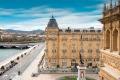 Unbeatable location: Hotel Maria Cristina in San Sebastian.
