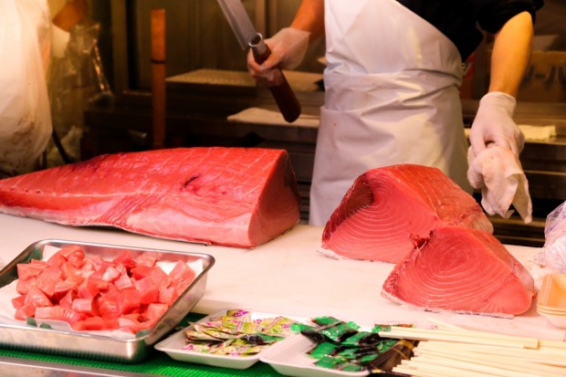 Therefore, if you see it on a restaurant menu, you should really be running a mile. Yellowfin tuna is more acceptable, ...