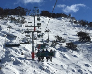Thredbo's ski schools for kids frees up parents for the chairlifts.