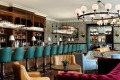 Architect John Simpson and interior designer Martin Brudnizki have revamped Cambridge's University Arms.