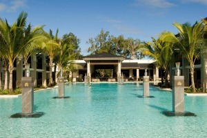 Poolside paradise in Port Douglas.
