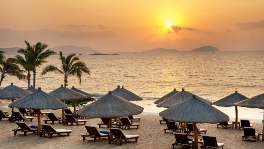 St. Regis Sanya Yalong Bay Resort.