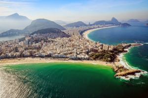 Big and bustling: Rio de Janeiro is a city for every occasion.