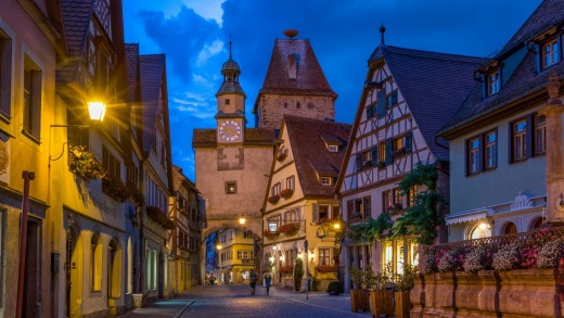 Rothenburg: The bad old days are over.