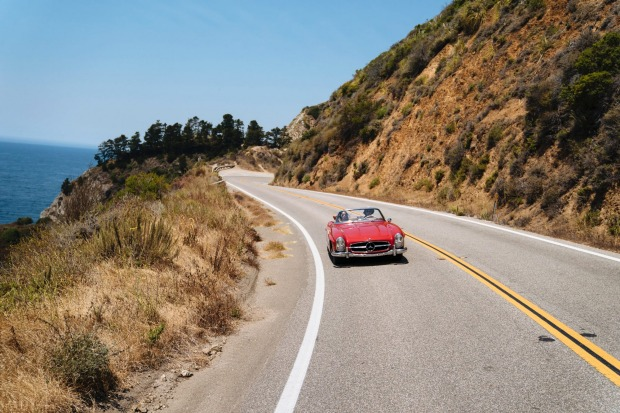 Visit California?s Dream Drive event at Ventana at Big Sur, Calif. on Thursday, August 9 2018.