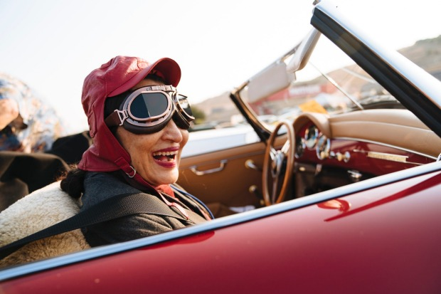 Dream Drive event at the Mazda Raceway Laguna Seca in Monterey, Calif. on Thursday, August 9 2018.