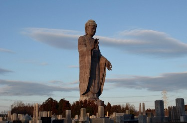 Ushiku Daibutsu, Ushiku, Japan :This is another giant Buddha, though this time in Japan rather than China. In the town ...