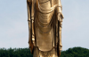 Spring Temple Buddha, Lushan, China: The tallest statue in the world. It's that simple. This likeness of the Vairocana ...