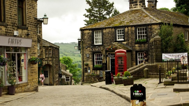 A walk in Bronte country takes in the village of Haworth.