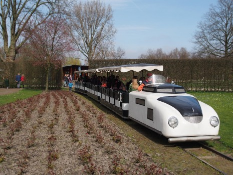 AMSTELPARK: A miniature railway, mini-golf course, hedge maze, playground, two galleries and a petting zoo are among the ...