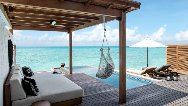 Fairmont Maldives review: A perfectly curated castaway