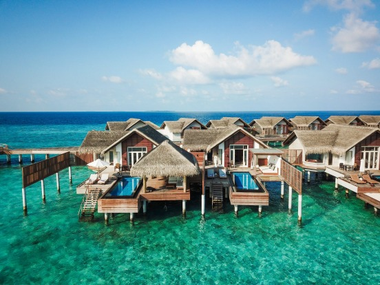 The Maldives, 5,939km from Perth: Given the eye-watering amounts of money people going to the Maldives are prepared to ...