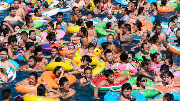 The growth of Chinese tourists and the most popular destinations