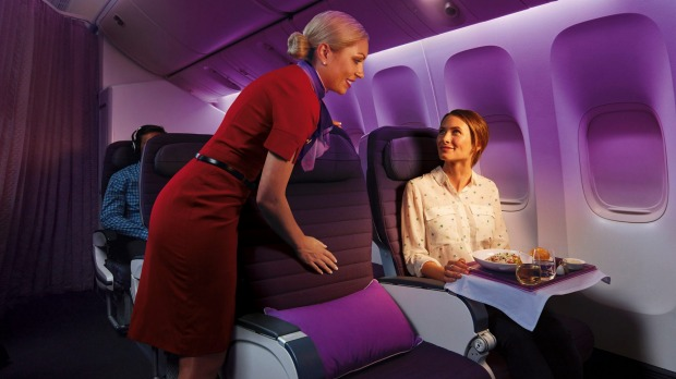 Airline review: Virgin Australia, Boeing 777 premium economy, Sydney