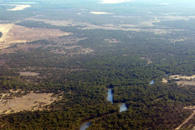 Yanga National Park, NSW: It's the ghosts of the past that make Yanga, one of our newest national parks, so special. The ...